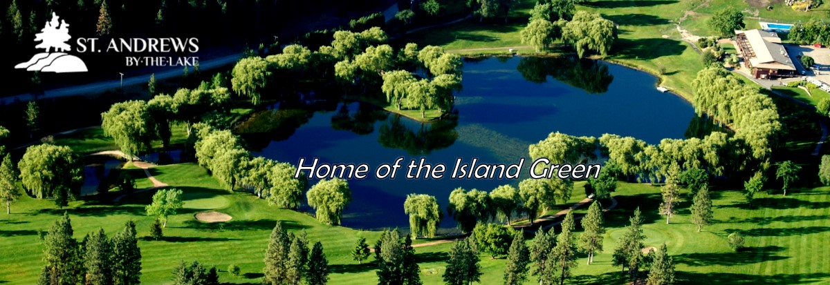 Home of the Island Green